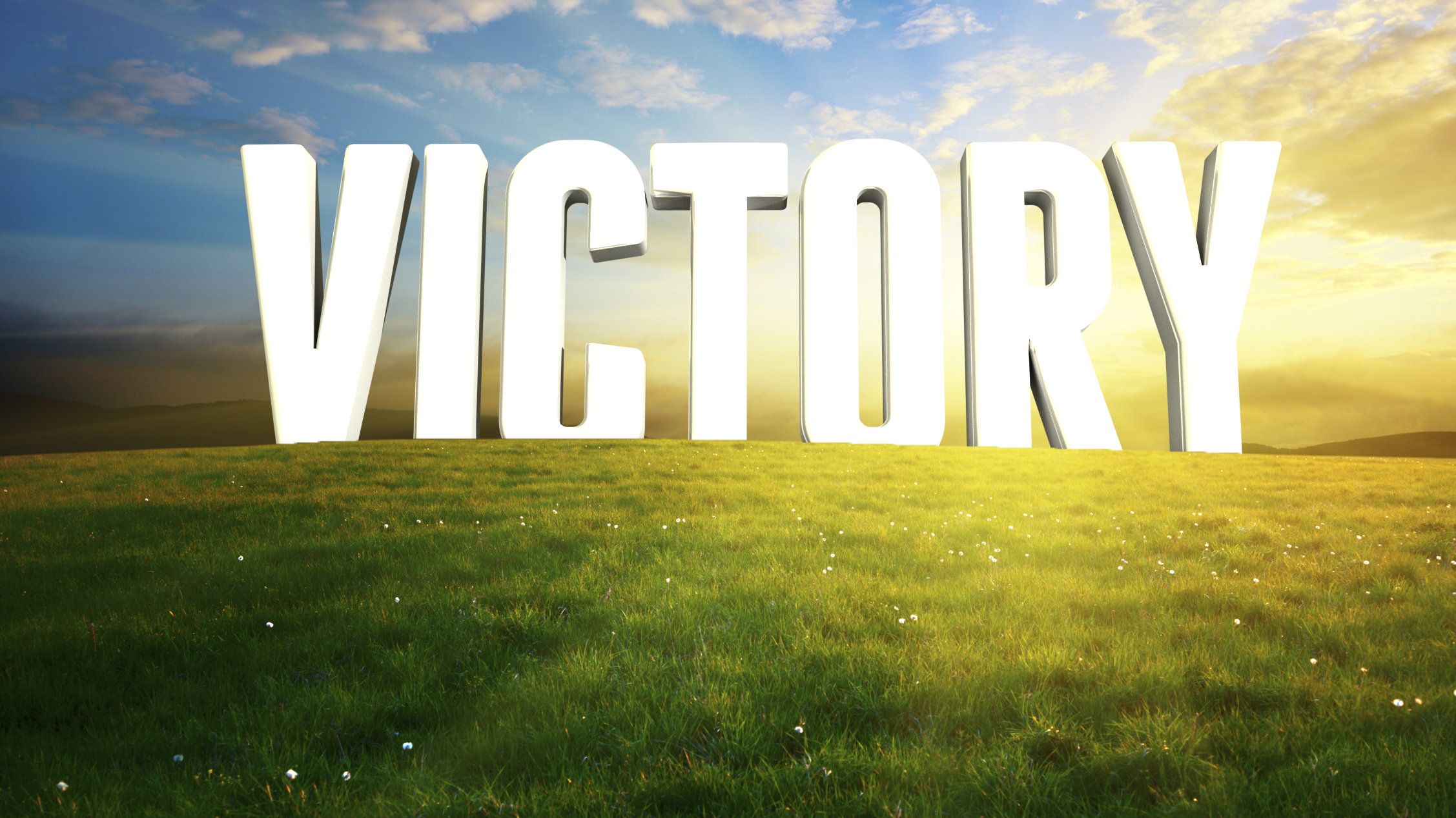VICTORY Is In Sight! – Sain Publications